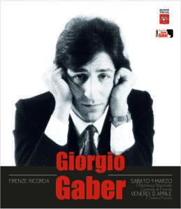 Firenze ricorda e omaggia Gaber