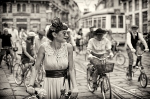Tweed Ride Firenze