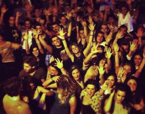 Calafoscopa - festa a Firenze