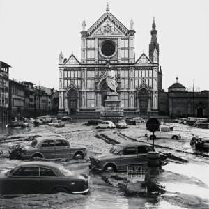 Alluvione di Firenze - 4 novembre 1966 - 50 anni di alluvione